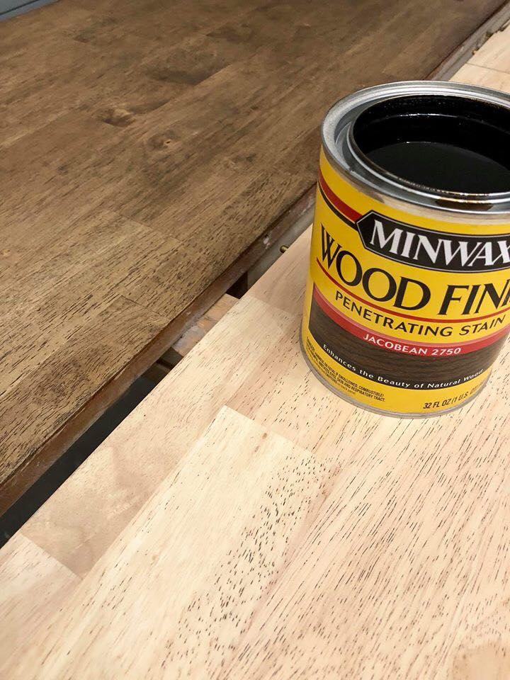 Staining Furniture
